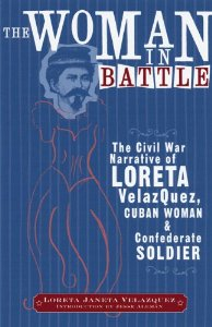 Woman in Battle Book Cover