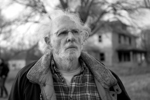 Bruce Dern is memorably irascible  as Woody Grant in NEBRASKA. c 2013  Paramount  Pictures. All Rights Reserved.