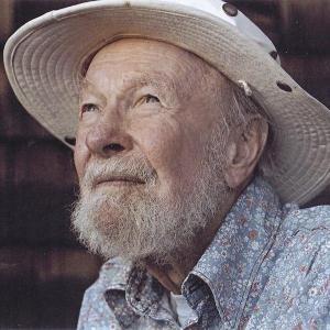 Pete Seeger (1919 - 2014).