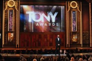 """Hugh Jackman and Tony, """"hoppy"""" together!"""