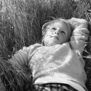 Dorothea Lange's granddaughter, Dyanna, grew up to become an award-winning cinematographer and the chronicler of her grandmother's life story. Photo:  Dorothea Lange © 1961.