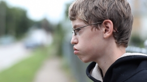 Alex Libby of Sioux City, Iowa, is one of five youngsters featured in BULLY.  Photo: Michael Dwyer.