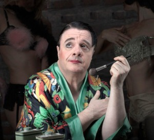 Nathan Lane in The Nance