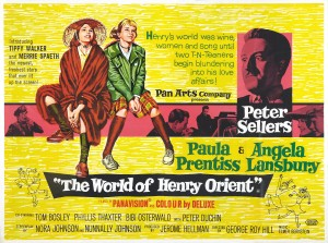 The World of Henry Orient poster