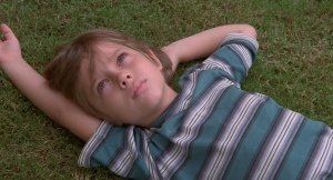 Richard Linklater's engaging, semi-autobiographical film, BOYHOOD, follows Mason (Ellar Coltrane) through a period of 12 circuitous years of childhood and adolescence.