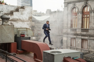 Daniel Craig is a perfect 21st century James Bond in Metro-Goldwyn-Mayer Pictures/Columbia Pictures/EON Productions' SPECTRE.