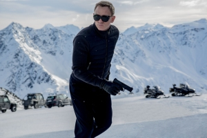 One cool dude. Daniel Craig stars as James Bond in Metro-Goldwyn-Mayer Pictures/Columbia Pictures/EON Productions' action adventure SPECTRE.
