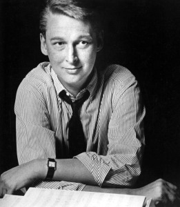 The limelight suited him just fine. Mike Nichols circa 1970, post THE GRADUATE. Photo courtesy Everett Collection.