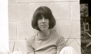 Young and feisty writer Nora Ephron in the 1960s. Photo: Dan Greenburg. Courtesy HBO.