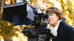 Nora Ephron, film director. Photo courtesy HBO.