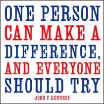 JFK slogan
