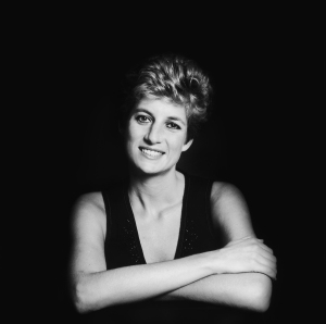 Shining in her own light, Diana, Princess of Wales (1961 - 1997), circa 1995, blossomed into a savvy, independent young woman. Photo: Gemma Levine/Hulton Archive/Getty Images.
