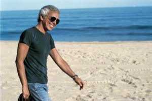 Ralph Lauren, formerly Ralph Lifshitz, as seen in Susan Lacy's VERY RALPH. Photo: Les Goldberg, courtesy HBO.