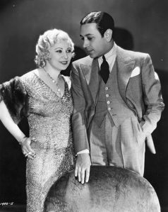 Mae West and George Raft in NIGHT AFTER NIGHT (1932). Photo: John Springer Collection.
