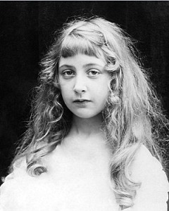 Rare childhood photos, as seen on PBS in INSIDE THE MIND OF AGATHA CHRISTIE and AGATHA CHRISTIE'S ENGLAND, capture Christie's startling ethereal beauty.