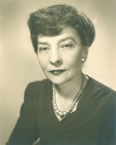 ELIZEBETH SMITH FRIEDMAN (1892-1980) decoded thousands of encrypted top secret messages for the U.S. government and Armed Services during two World Wars and Prohibition. Photo courtesy George C. Marshall Foundation Library.