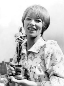 Glenda Jackson won her first Academy Award® for WOMEN IN LOVE (1970), a controversial adaptation of the D.H Lawrence novel, directed by Ken Russell.