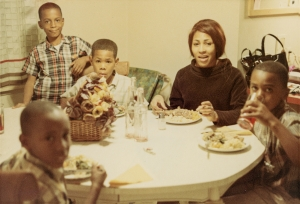 Tina Turner and her four sons' home life was not happy and healthy as fans and the media were led to believe. Photo courtesy Rhonda Graam/HBO.
